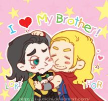 LOVE Bother by J1-junichi