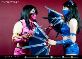 Mortal Kombat Girls 3 by Princess-Kyuu