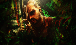 Vaas Montenegro by sweet5050