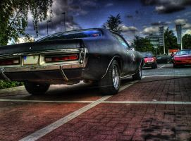 The Charger Recharged by damagefilter