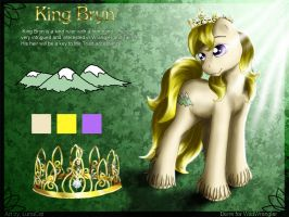 King Bryn by FlyingPony