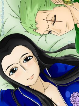 Zorobin Dreams by Nico-Robin-56