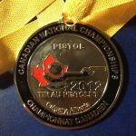 Medal from Nationals by CanadasGirl