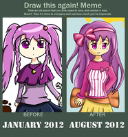 Draw This Again- Karina by KurunaGirl
