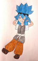 Art Trade: Nicheal the Iop by Jenny-626
