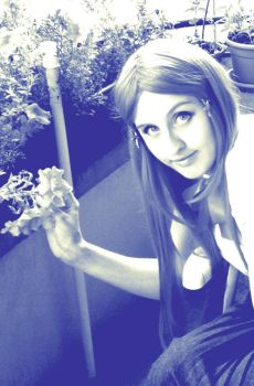 Orihime Cosplay Tryouts 5 by aquamarinesong