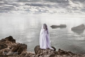 Manfredonia: Suicide Bride by blueanto