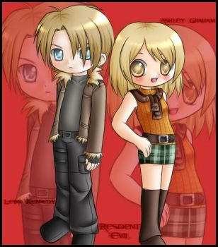 RE4 - Duo by AutumnalEquilux
