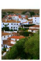 Obidos View VII by FilipaGrilo