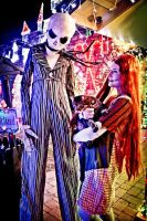 Jack and Sally 2 by CLeigh-Cosplay