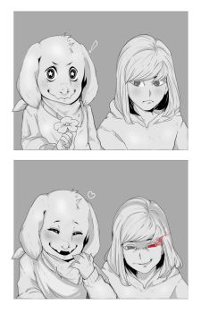 Smile by Mellord