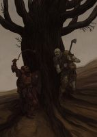 Old Tree by atomicman