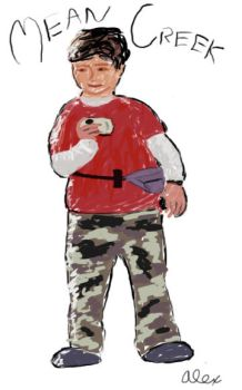 Fat Kid from mean creek by h8crime