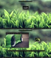 Green time by HamzaEzz