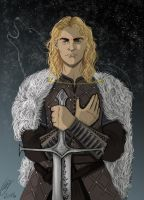 Aedion Ashryver - Wolf of the north by vivus1999