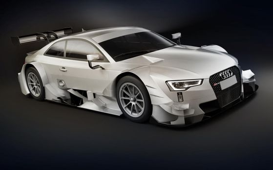 2015 Audi RS5 DTM by STH-pl