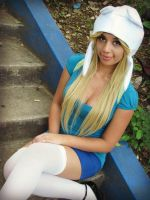 Fionna cosplay by cake-land