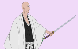 BASE 143 - Aizen's arm is really short, I think by Rainfall-Bases