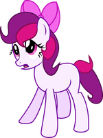 Unnamed OC by FonyPony