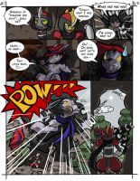 Mission 7: Of Knights and Pawns - Page 42 by CrimsonAngelofShadow