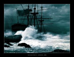 The Black Pearl III by jagscupid