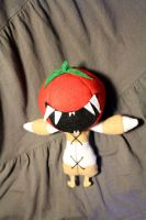Rogue Tomato Plushie 1 by Starlit--Rose