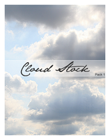 Clouds Stock Pack 1 by Jamaal10