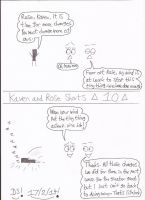 Kaven and Rose Shorts - 10 by DazzyDrawingN2