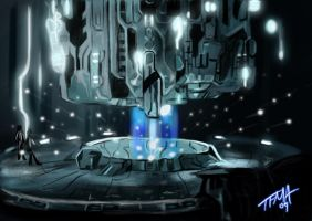 Not what I expected. Halo Wars by TheFullMetalArtist