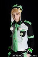 Noiz - DRAMAtical murder by Cinsarity