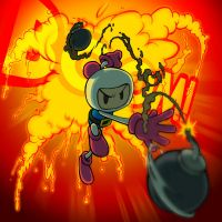 Bomberman brings the BOOM by AIBryce