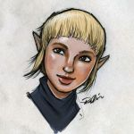Sera by RobtheDoodler