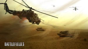 Helicopters attack by CriAnn