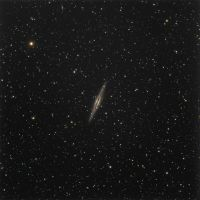 NGC 891 by redkojimax