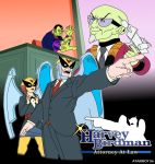 Harvey Birdman Fanart. by Atariboy2600