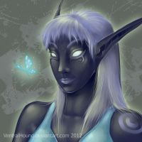 Night Elf by VentralHound