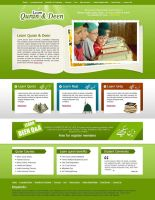 Learn Quran by xtreamgraphic