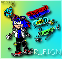 Reign and Chao by Bowser81889