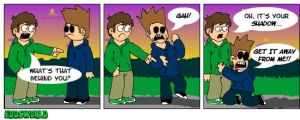 EWcomics No. 48 - Fear by eddsworld