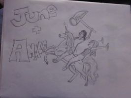 For June by xCheshireGrin228