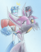 TFA - Oh Autobot - OPSS by Rosey-Raven