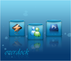 overdock icons by neochamber