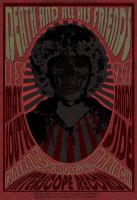 Acid Psychedelic Poster by AdamImhotep