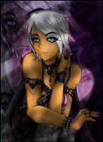 beautiful jewel thief by sarin15