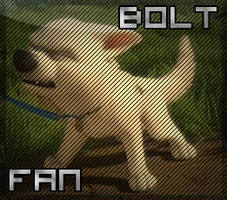 Bolt fan by SilverWolf6