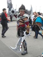 Draven MCM Expo 2013 by Lady-Avalon