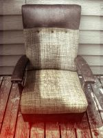 Old Chair by Vesperal