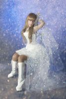 Land of Ice and Snow I by Tanit-Isis