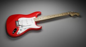 Fender Stratocaster by Iceman11029