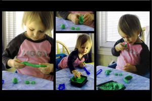 Ziggy Play Play-Dough by astrangedream